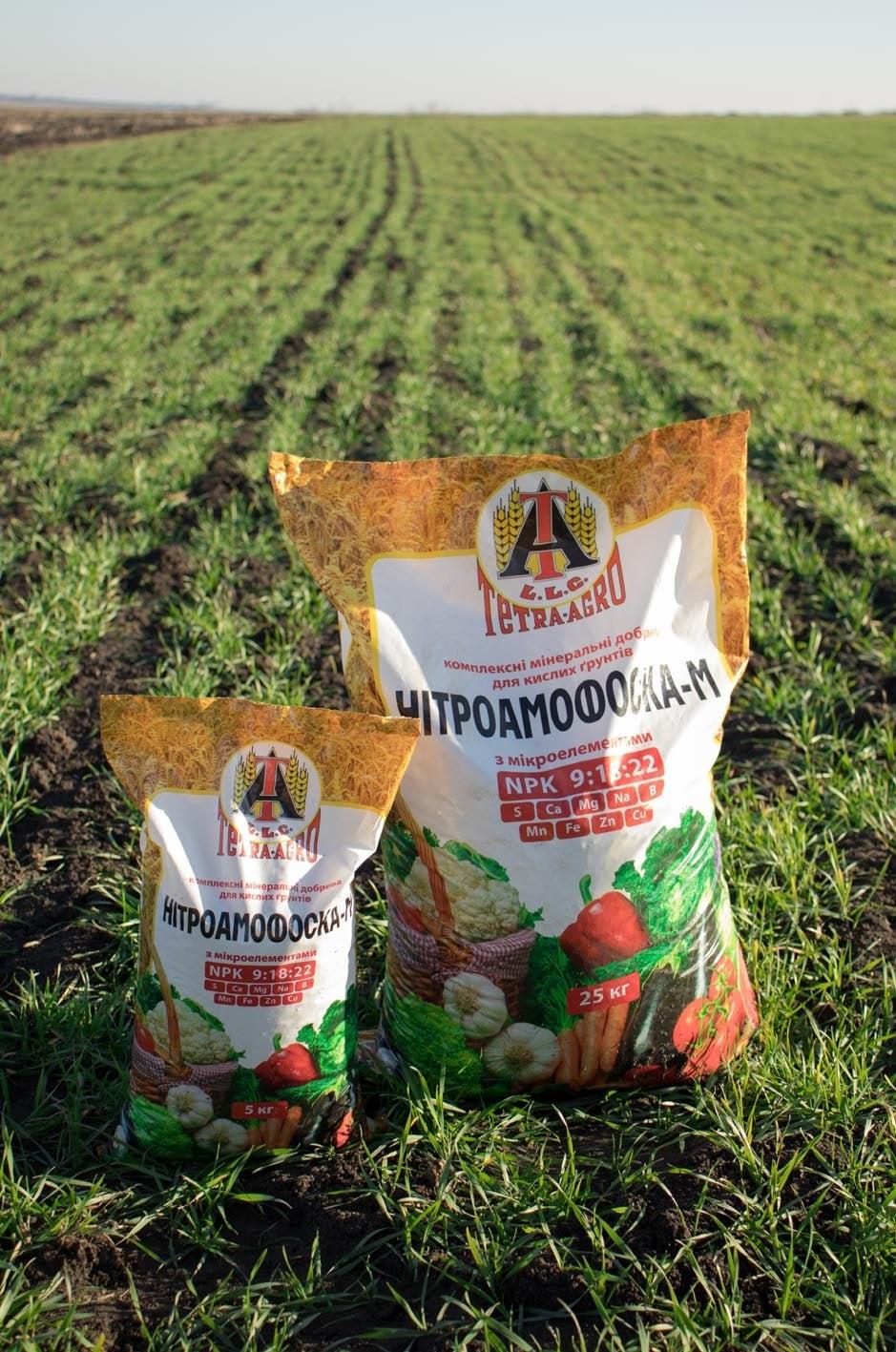 підживлення нітроамофоскою, нітроамофоска для картоплі, норма під картоплю